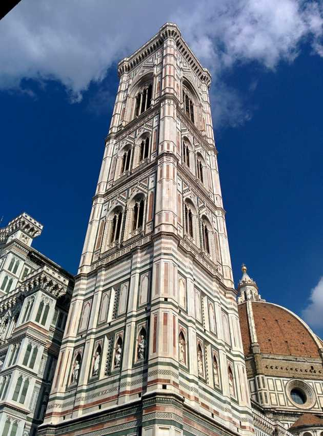 Giotto's Campanile (Florence⁩) - October 2015⁩