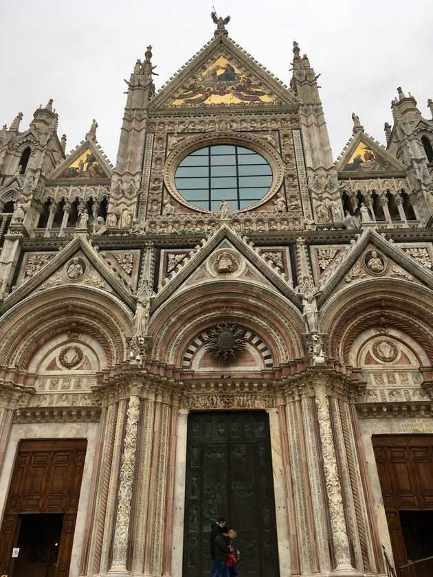 ⁨Siena Cathedral⁩ - January 2017